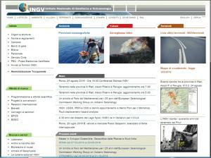 ingv-homepage